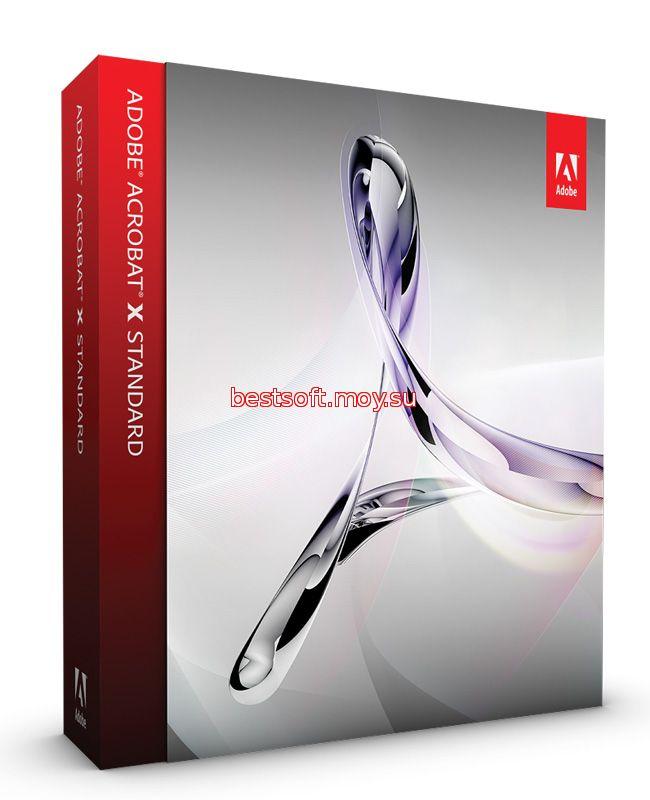 Adobe Acrobat Pro - скачать бесплатно русскую версию