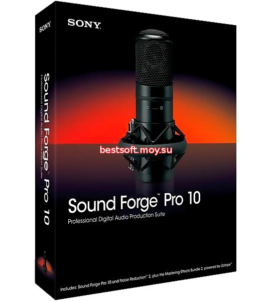 Sound Forge Pro 11 Инструкция На Русском - фото 8